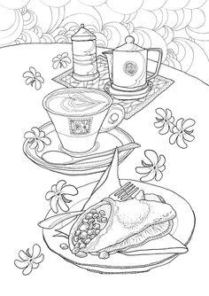 morning tea cupcake haven