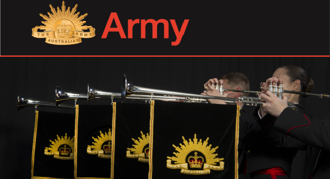 Australian Army Band Concert – Sunday 24 September 2017