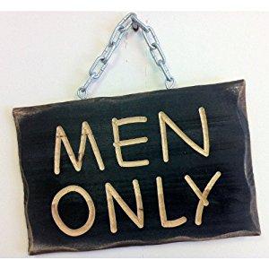 men only