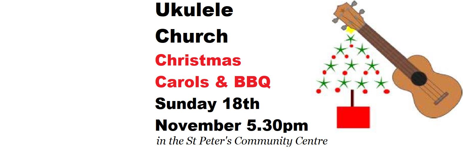 Ukulele Church is back!