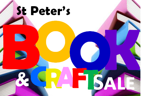 St Peter\'s Craft and Book Sale