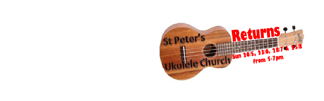 Ukulele Church Returns